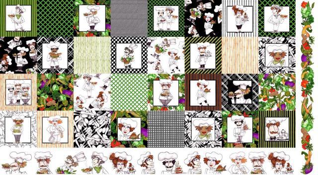 【Loralie Designs】Medley Fun Chefs (ULH-231)