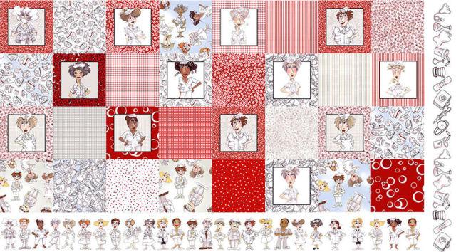 【Loralie Designs】Medley Nifty Nurses  (ULH-255)