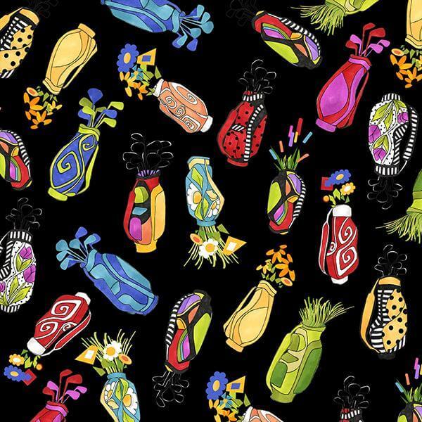 【Loralie Designs】Bags Full Black(ULH-283)