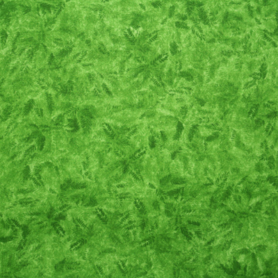 植物・葉っぱ柄 1m(UOTS-366M)