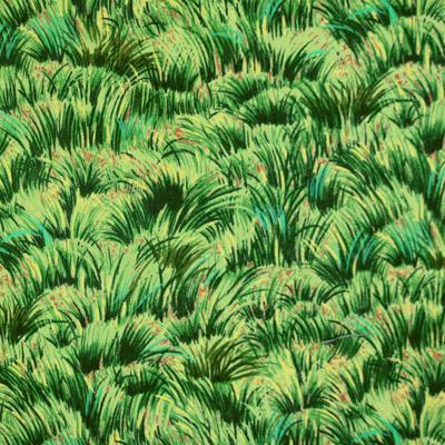 植物・葉っぱ柄 50x110cm(UOTS-407H)