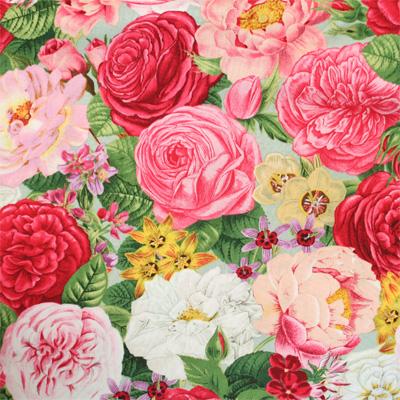 Flower柄 50x110cm(UOTS-422H) カラーバリエーション