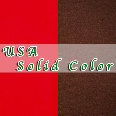 【USA Solid Color】USA無地 50x110cm (USO-002H) カラーバリエーション