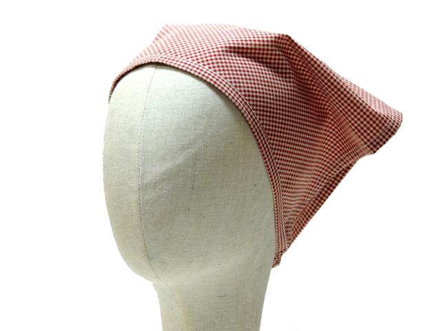三角巾バブーシュカ
