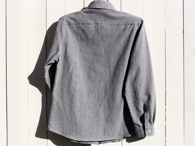 大人長袖シャツ