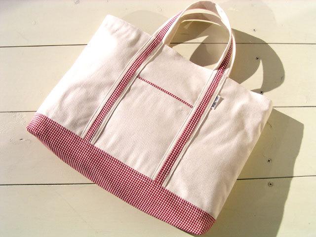 帆布絵本袋