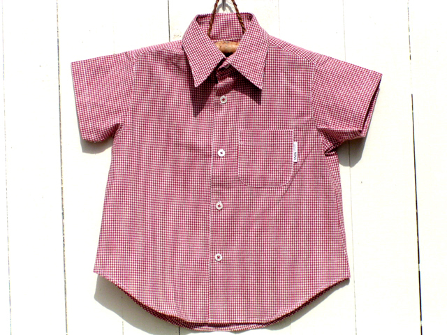 子供半袖シャツ