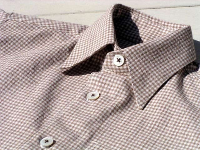 子供長袖シャツ