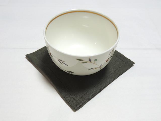 綿麻リバーシブルコースター