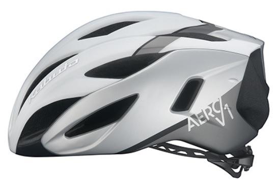 OGK KABUTO HELMET AERO-V1 MAT WHITE OGK カブト ヘルメット エアロ-V1 マットホワイト