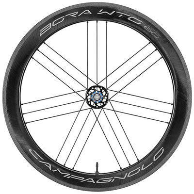 CAMPAGNOLO BORA WTO 60 2WAY-FIT TUBELESS CLINCHER R WHEEL(カンパニョーロ ボーラ  60mm チューブレス ホイール)