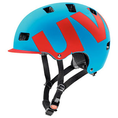 uvex helmet hlmt5 bike pro cyan red ウベックス ヘルメット HLMT5 バイク プロ シアン レッド