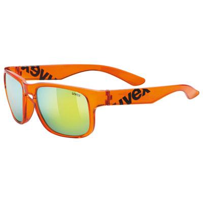 uvex sunglass LGL22 ウベックス サングラス オレンジブラック