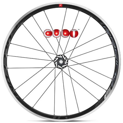 FULCRUM RACING 3 C17 WO CLINCHER CULT BEARING SPECIAL R(フルクラム レーシング3 クリンチャー カルトベアリング)