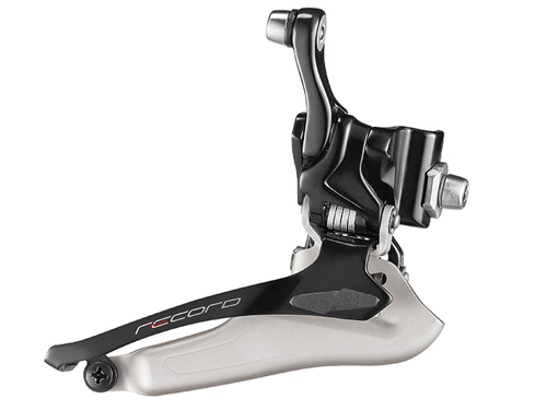 CAMPAGNOLO RECORD FRONT DERAILLEUR 12s 12speed FD19-RE12 カンパニョーロ レコード フロントディレーラー 12スピード
