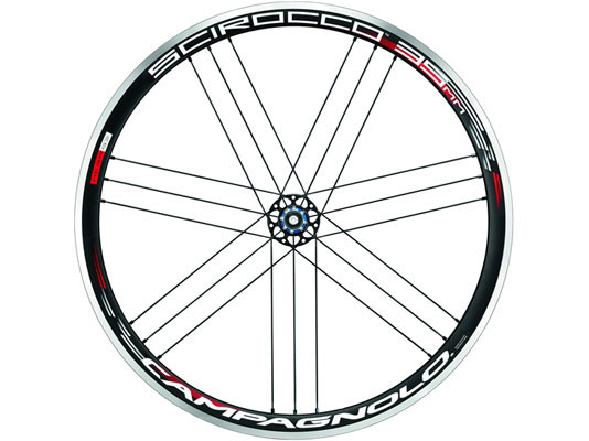 CAMPAGNOLO 2015 SCIROCC 35 WO REAR WHEEL(カンパニョーロ シロッコ クリンチャー リア ホイール)