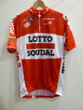 VERMARC LOTTO-SOUDAL S/SJERSEY(フェルマルク ロット‐ソーダル 半袖ジャージ)