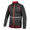 CRAFT 1902320 Performance Bike Storm Jacket 9430 クラフト バイク ストーム ジャケットブラック/レッド