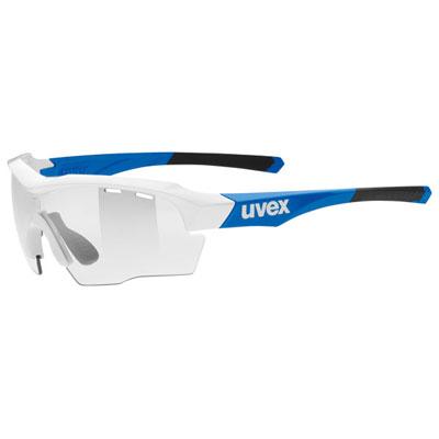 uvex sunglass SPORTSTYLE 104 VARIO ウベックス サングラス スポーツスタイル104 バリオ ホワイトブルー