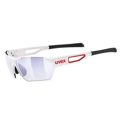 uvex sunglass SPORTSTYLE 202 SMALL RACE VARIO ウベックス サングラス スポーツスタイル202 スモール レースバリオ ホワイトレッド