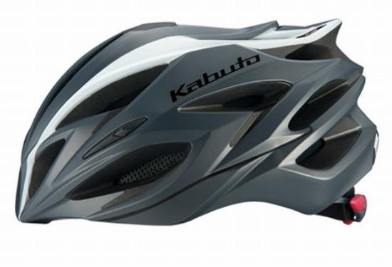 OGK KABUTO HELMET STEAIR-X LINE MAT WHITE OGK カブト ヘルメット ステア-X ラインマットホワイト