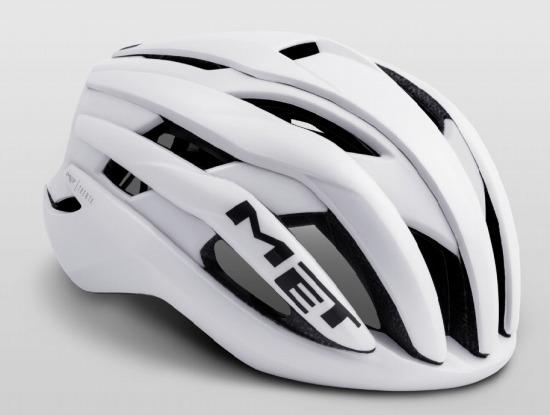 MET TRENTA WHITE ヘルメット トレンタ ホワイト ロードバイク用 ヘルメット
