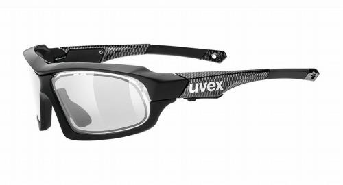 UVEX sunglass variotronic ff(ウベックス サングラス ヴァリオトロニック エフエフ ブラックマットカーボン)