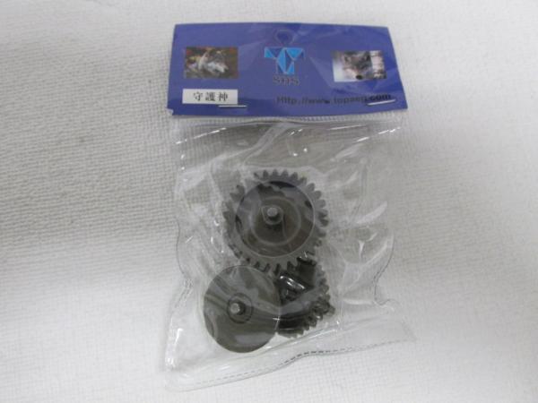 SHS製次世代M4用VER2スチールギア新品