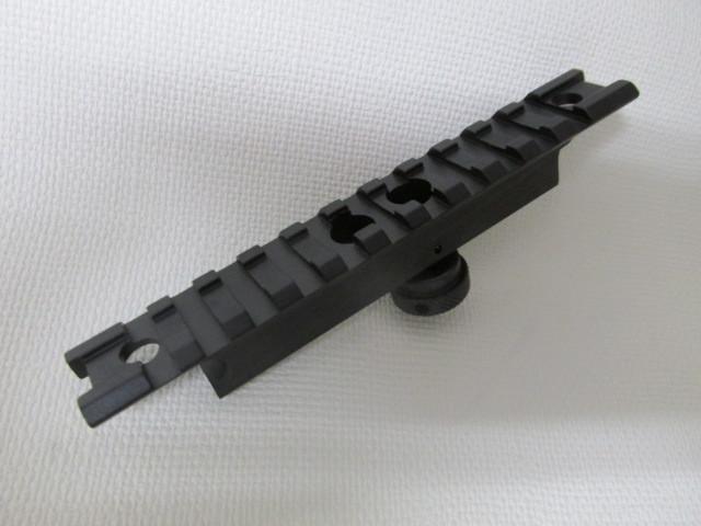 キャリングハンドルマウントベースM4/M16用新品
