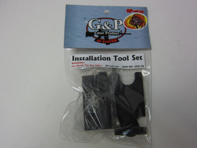 G&P製 Installation Tool Set 新品