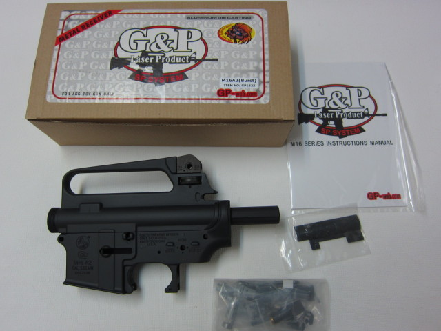 G&P製 M16A2(バースト) メタルフレーム新品