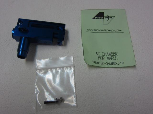 プロウィン製AK用CNC削り出しチャンバー新品