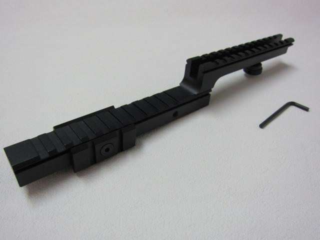 ZタイプレールM4/M16用新品