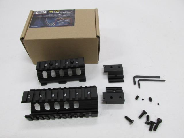 CYMA製アルミ製RASガードKIT AK74U用新品