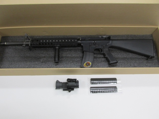 G&P Bomber M16A4 Burst GBB新品