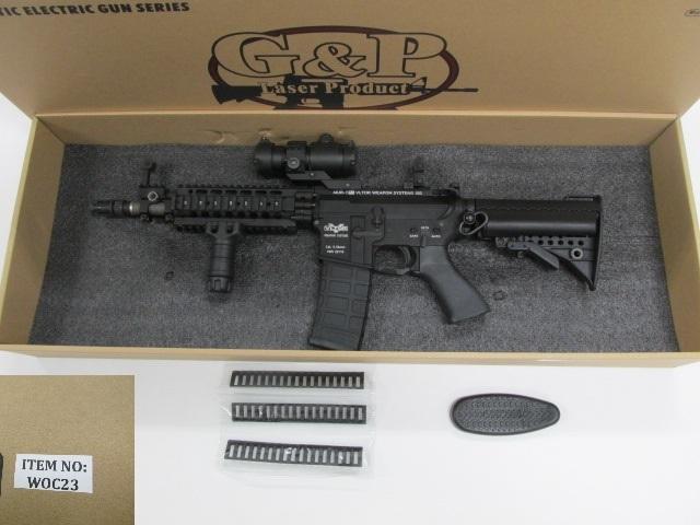 G&P製 WOC Sentry GBB新品