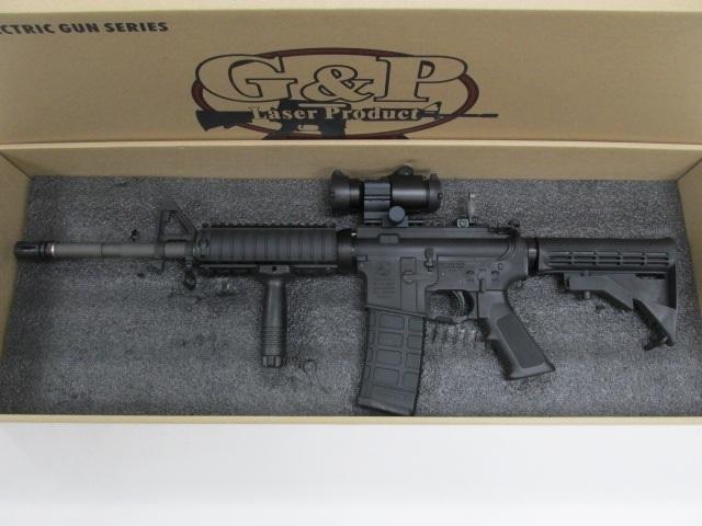 WOC M4 RAS GBB新品WOC01