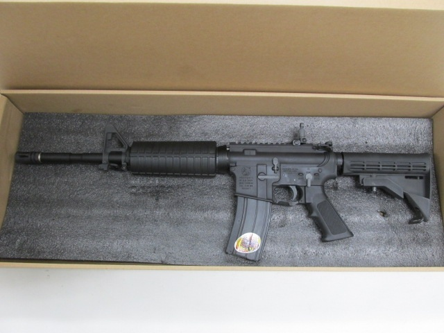 G&P製 M4A1 カービンGBBコンプリート新品