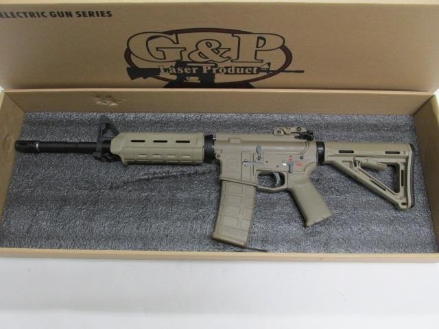 G&P WOC35 MOE Carbine DEガスブローバック新品