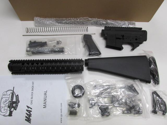 G&P WOK M16A4RAS GBB組立KIT新品