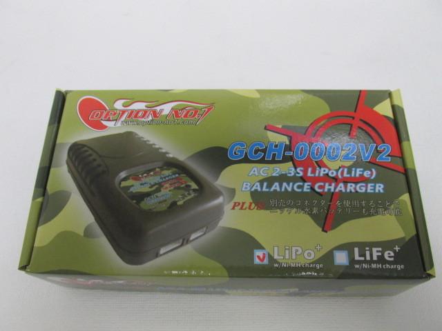 新型オプションNO1製AC急速充電器新品リポバッテリー専用