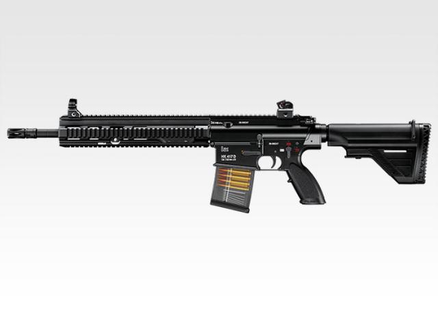 HK417 アーリーバリアント 新品