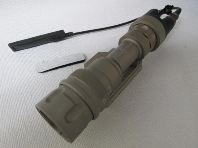 エレメント製M952VタイプLEDライト新品DE