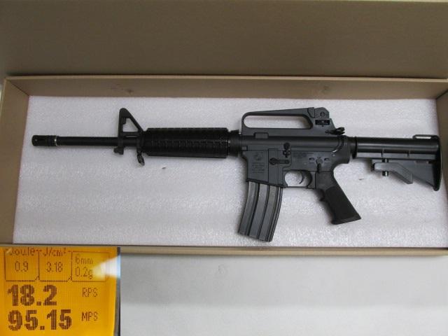 G&P M16A2ショーティ電動ガン新品