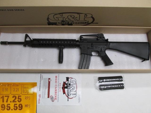 G&P M16A4 RAS 電動ガン新品