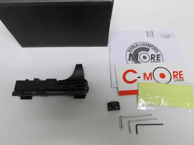 C-MOREタイプドットサイト新品BK