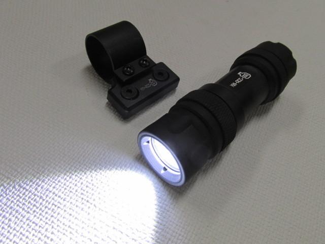 ARES製TKタイプハンドガード用LEDフラッシュライト新品
