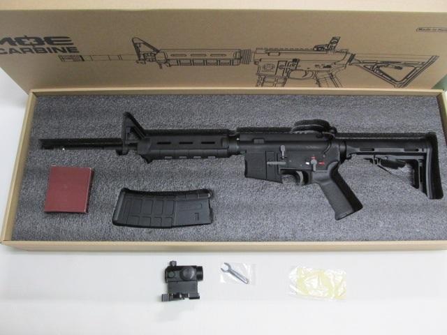 G&P WOC35 MOE Carbine BKガスブローバック新品