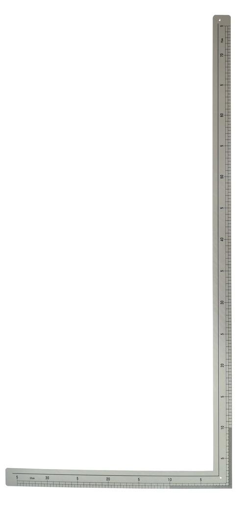 アルミ合金角尺75cm