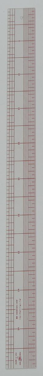 2370 グレーディングルーラー50cm